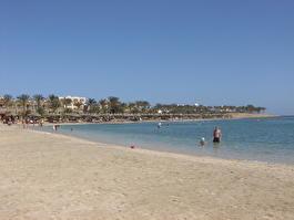 Пляж. Левый риф.