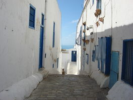Тунис, Сиди-Бу-Саид