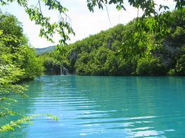 плитвицкое озеро