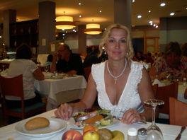 В ресторане отеля