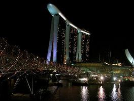 ночной Сингапур )