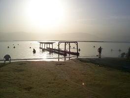 пляж отеля Леонардо Плаза которым мы пользуемся