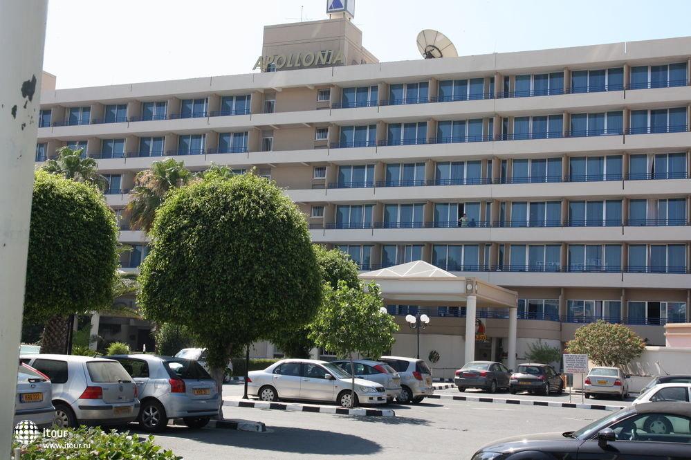 Отель Апполониа 5* (Июль 2009)