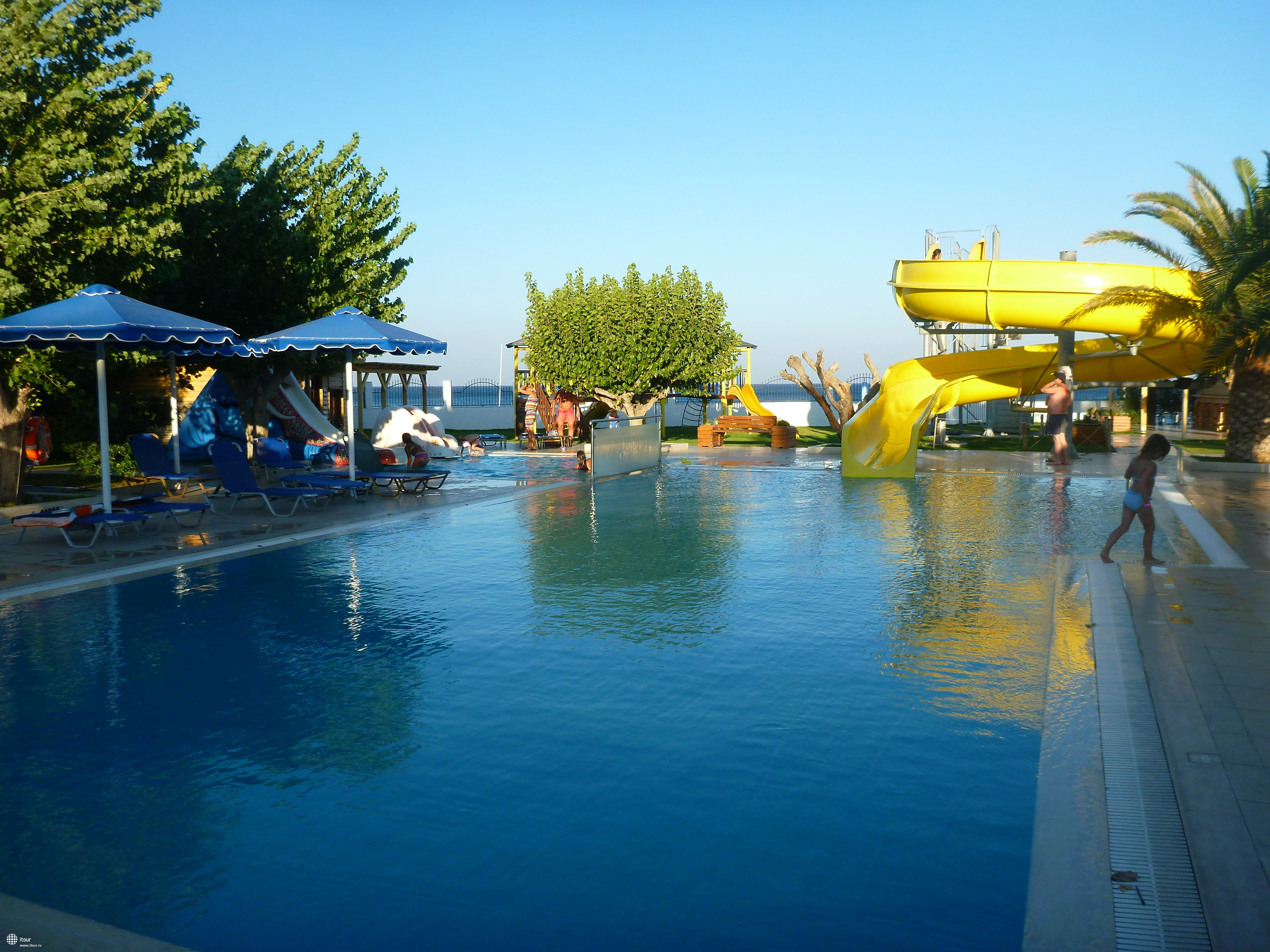 mitsis-faliraki-beach-фото