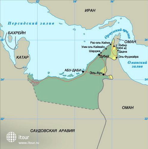 Дайвинг в Оманском заливе