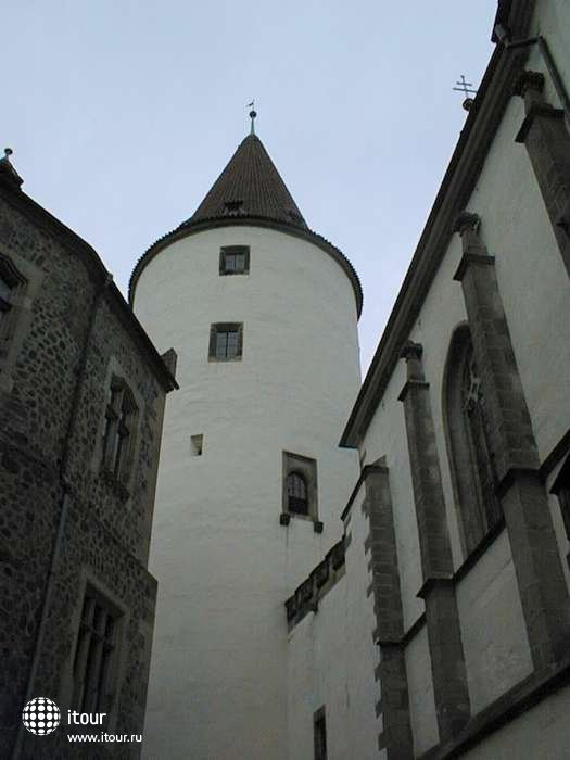 Castle  Кrivoklat