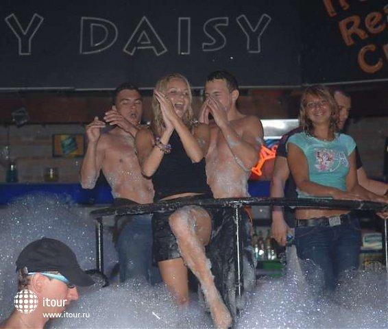 Crazy Daisy Bar