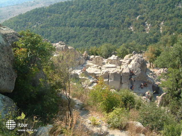 The Old Town of Perperikon