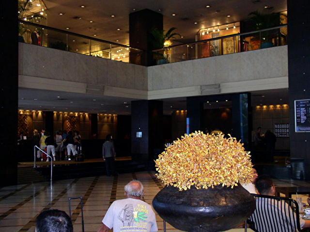 ресепшн отеля AMARI WATERGATE, Таиланд