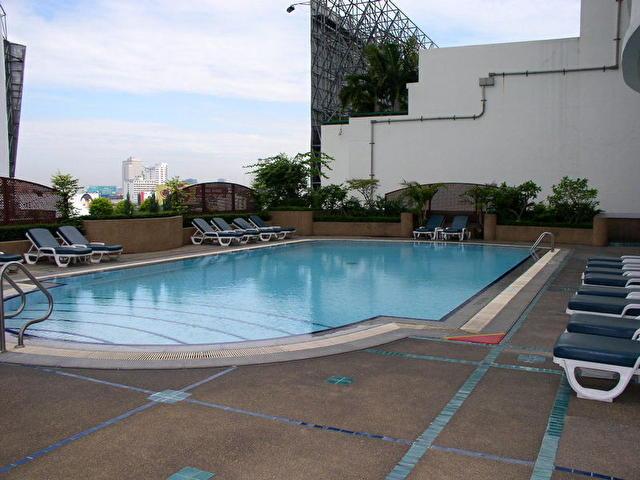 бассейн отеля D'MA PAVILION, Таиланд