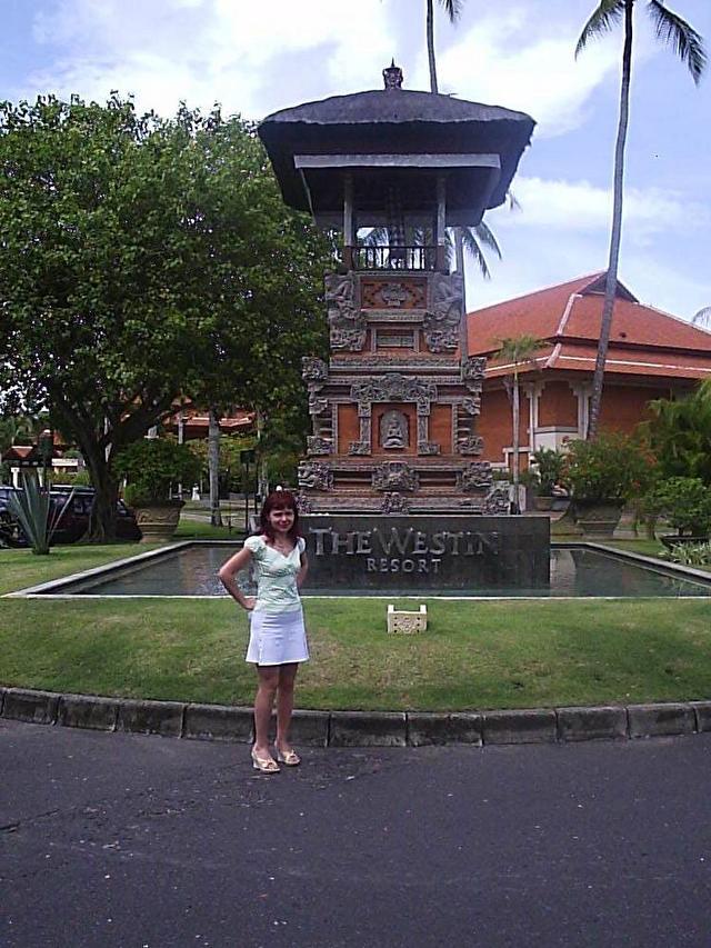 WESTIN RESORT BALI, Индонезия