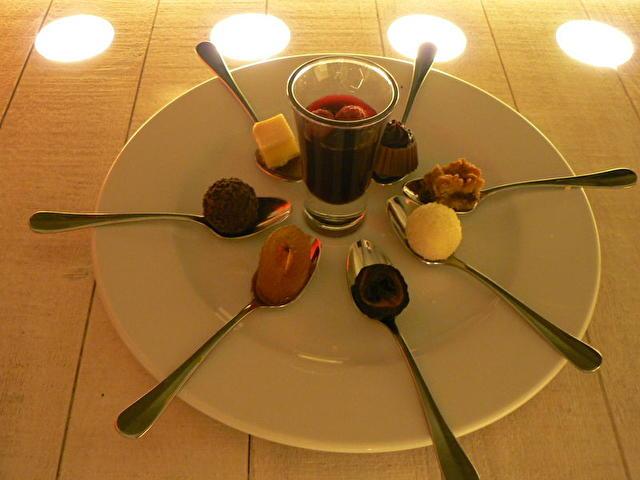приветственный десерт в номере, MARMARA, Турция