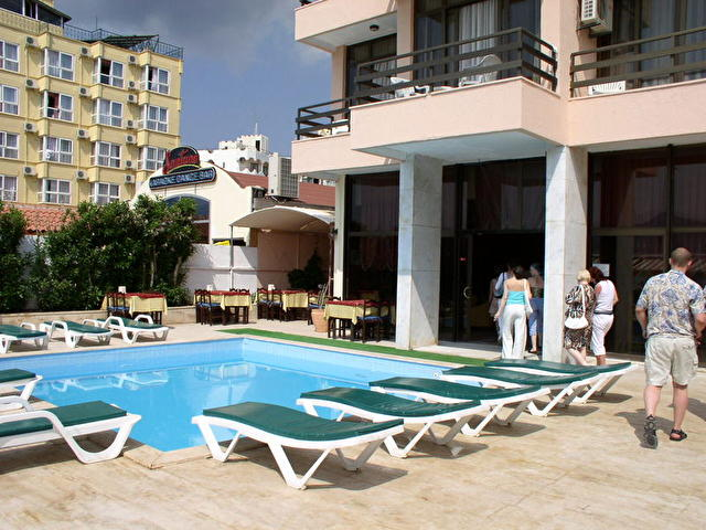 OLEANDЕR, Турция