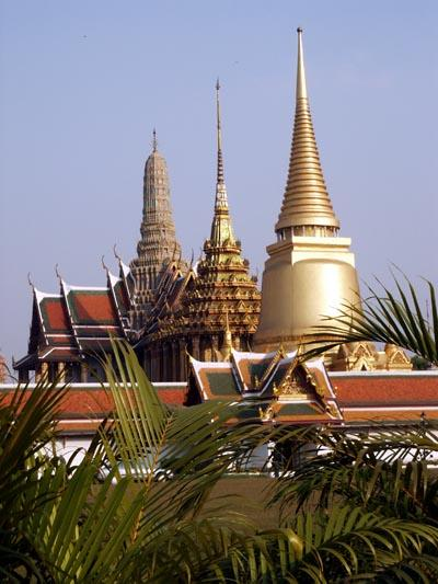 Grand Palace/ Wat Phra Kaew