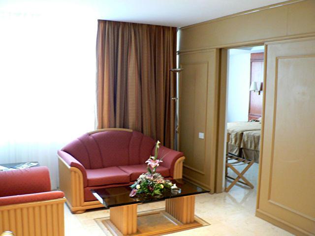 suite, MELIA COHIBA, Куба