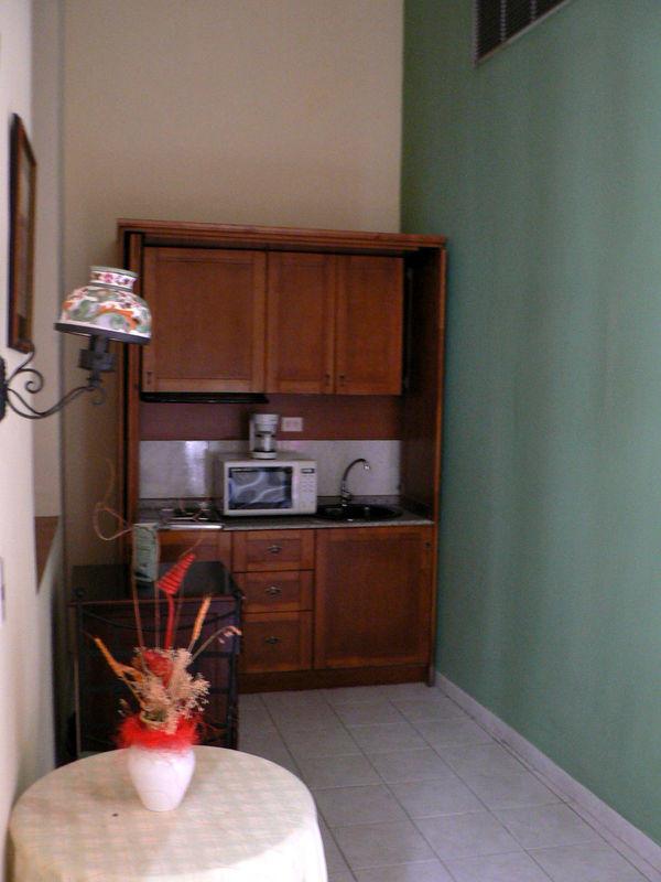 кухонный уголок (в некоторых номерах),TEJADILLO, Куба
