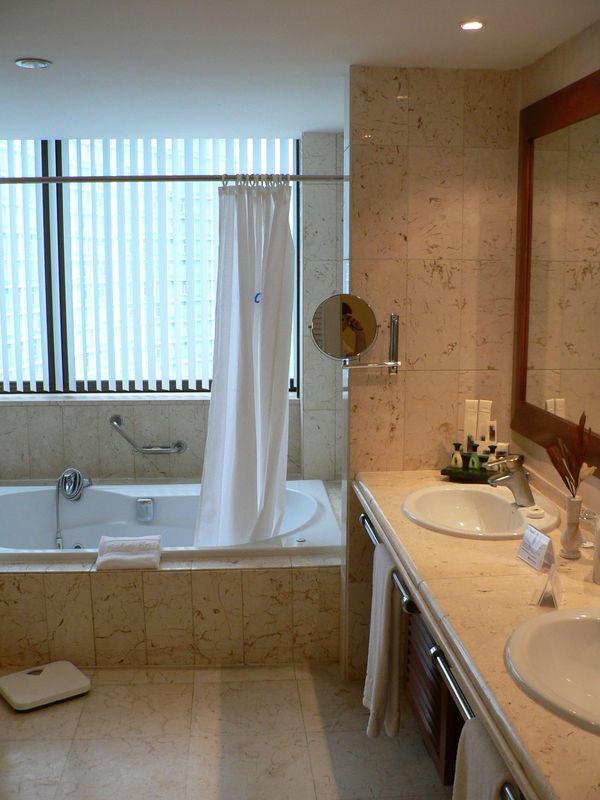 ванная комната номера junior suite, MELIA COHIBA, Куба