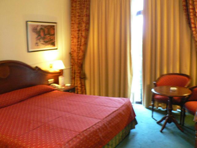 спальня номера Suite, PARQUE CENTRAL, Куба