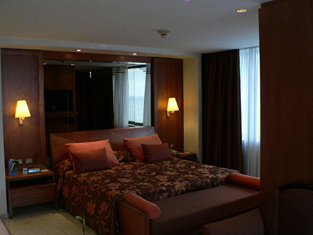 junior suite, MELIA COHIBA, Куба
