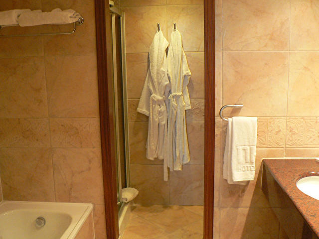ванная комната номера Suite, PARQUE CENTRAL, Куба