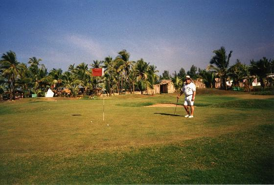 Golf Club (Leela Palace)