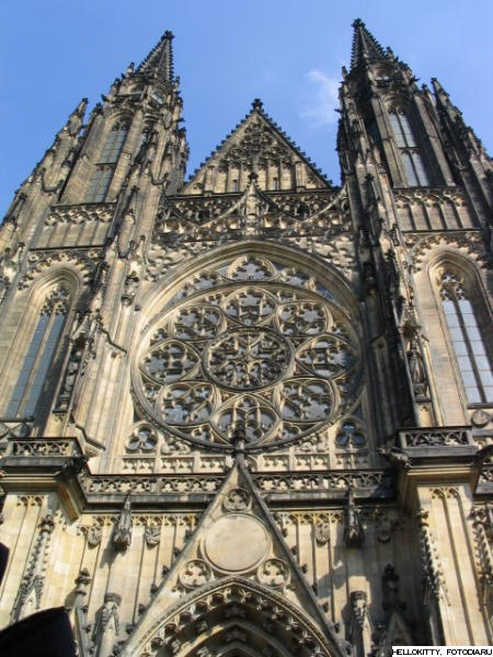 St. Vitus Cathedral (Katedrala svaty Vita)