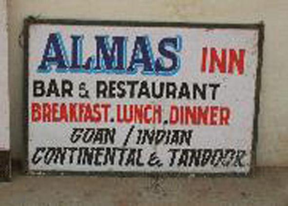 Alma's