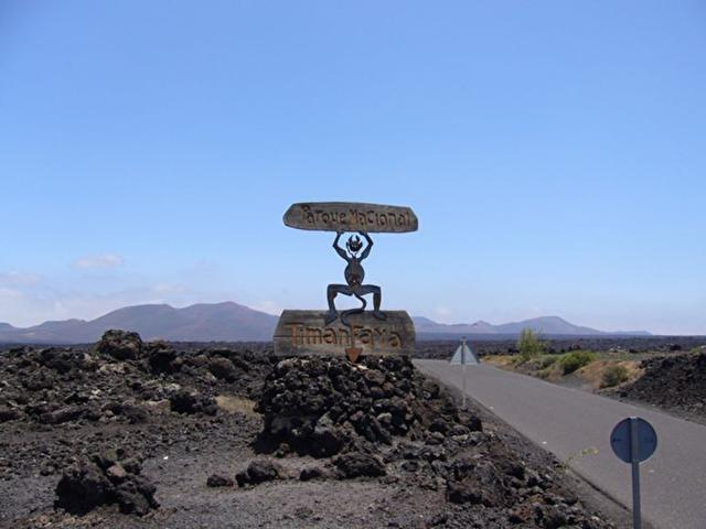 National Park of Timanfaya