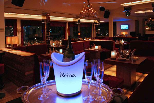 ресторан Reina