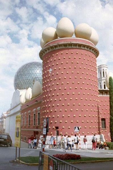 Figueres Dali Teatre-Museum