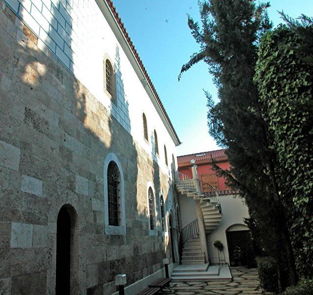Suna and Inan Kirac Kaleici Museum