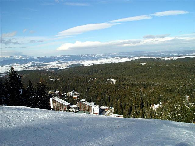 Ski Resort Borovets