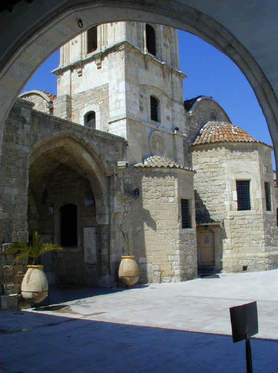 Agios Lazaros