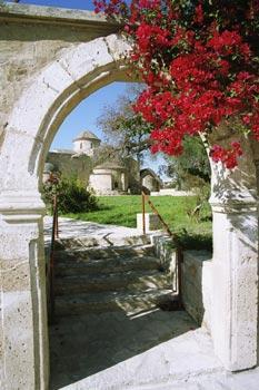 Panagia Angeloktistos Church