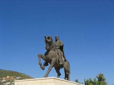 Keykubat Statue