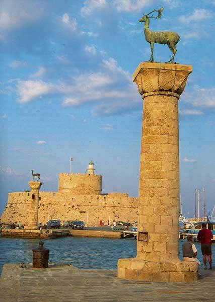Antique Port Mandraki