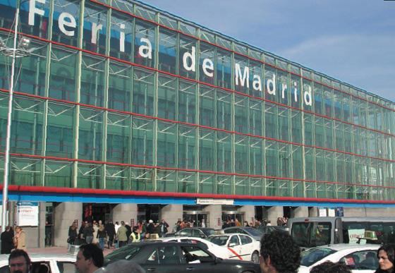 Semana International de la Moda de Madrid