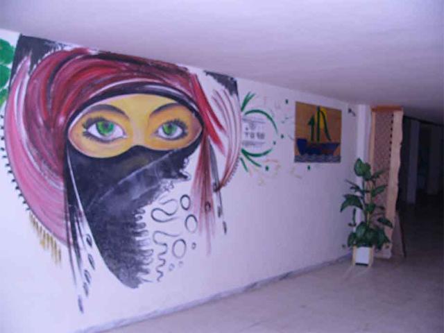 CLUB THAPSUS, Тунис