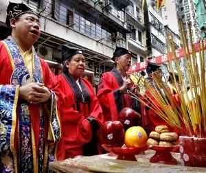 Festival of the Hungry Ghosts