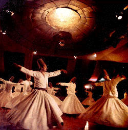 Whirling Dervish Festival