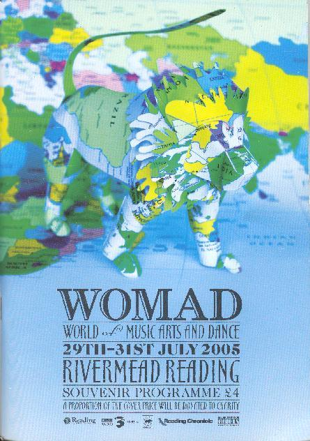 WOMAD - World of Music, Art and Dance