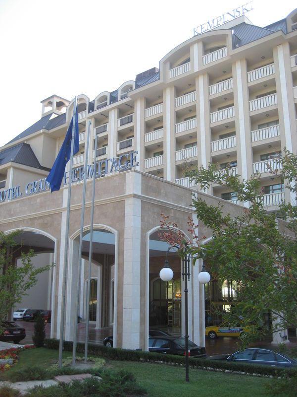 KEMPINSKI HOTEL GRAND HERMITAGE, Болгария