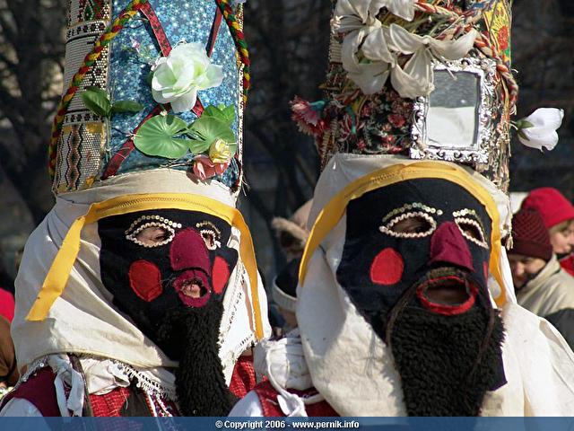 The Surva International Festival of the Masquerade Games