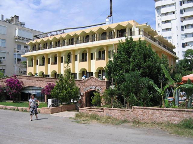 RASYA HOTEL, Турция рядом в 20 метрах Atan park