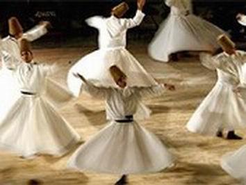 Whirling Dervishes Festival