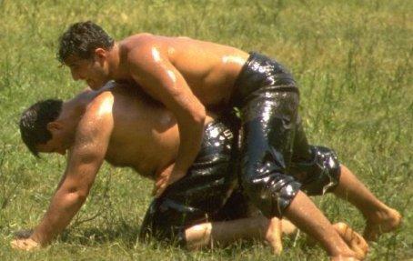 Kirkpinar Oil Wrestling