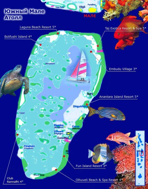South Male Atoll