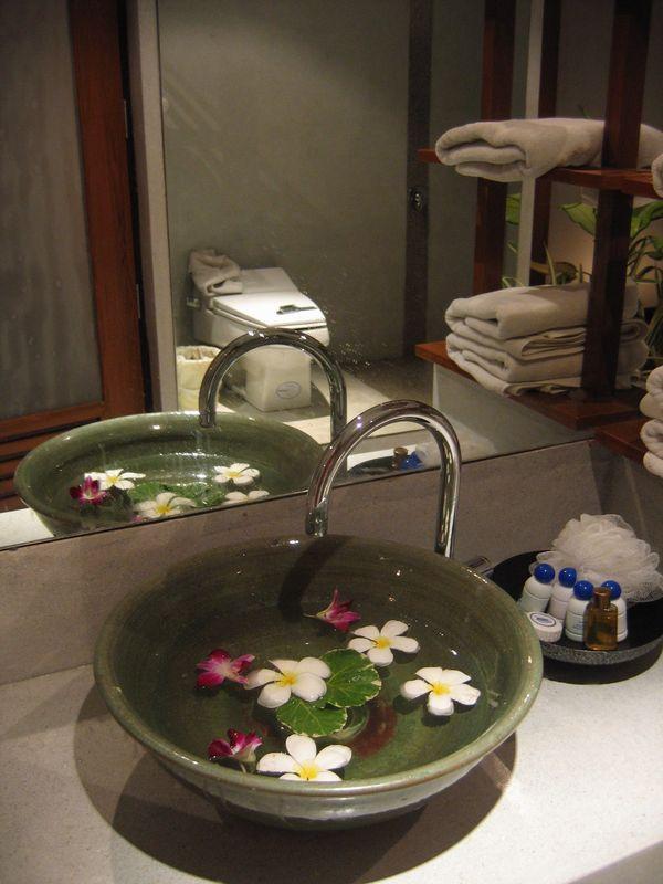 CHAWENG CABANA,ванная комната