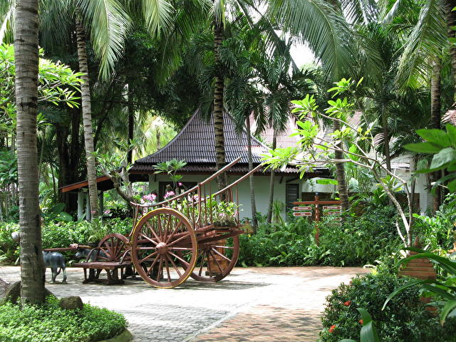 CHAWENG BURI RESORT, Таиланд