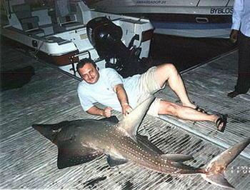 Рыбалка в ОАЭ